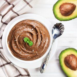 ช็อคโกแลตมูส สูตรไม่อ้วน