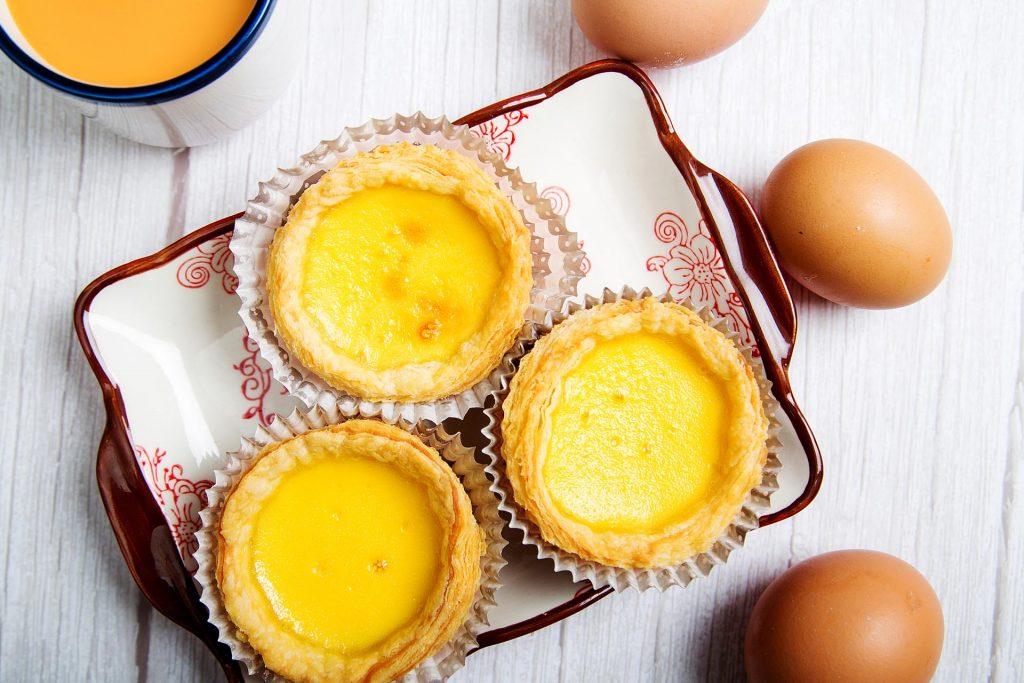 ทาร์ตไข่