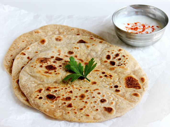จาปาตี อาหารต้นตำรับสไตล์อินเดีย อร่อยทำตามได้ง่ายๆ
